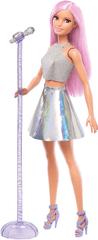 Mattel Barbie punčka, pevka