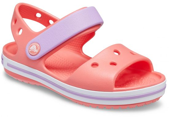 Crocs sandały dziewczęce Crocband 12856-6SL