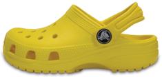 Crocs Classic Clog K 204536-7C1 dječje papuče, 24/25, žute