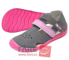 Fare Lány barefoot szandál 5164252, 23, barna