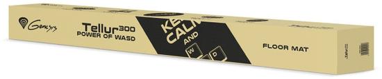 Genesis Tellur 300 Power Of WASD podloga za stol, 100 cm