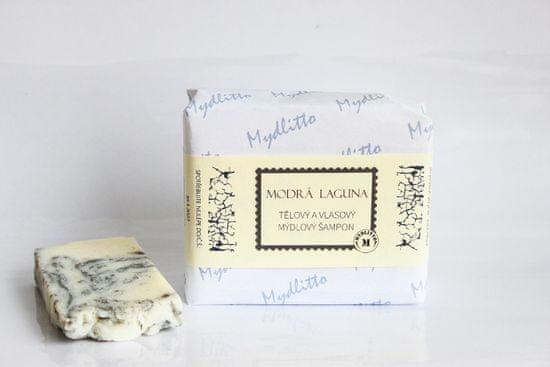 Mydlitto Modrá Laguna - hořčíkové solné mýdlo