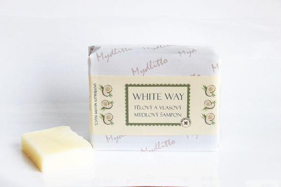 Mydlitto White Way - mýdlový šampon