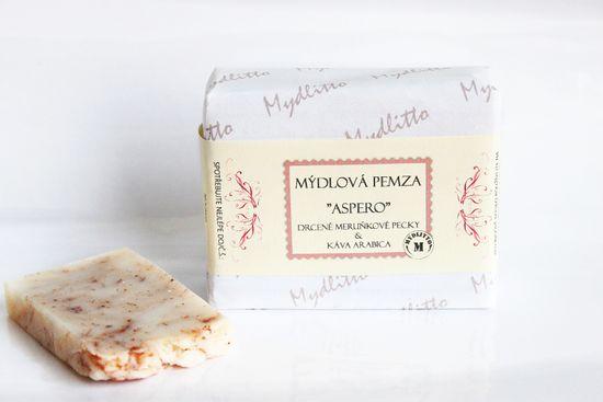Mydlitto Mýdlová pemza ASPERO