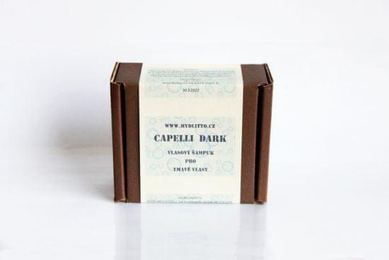 Mydlitto Capelli Dark - vlasový šampuk