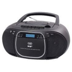 Trevi Radiomagnetofon , CMP 576DAB, radiomagnetofon, CD, MP3, USB DAB+