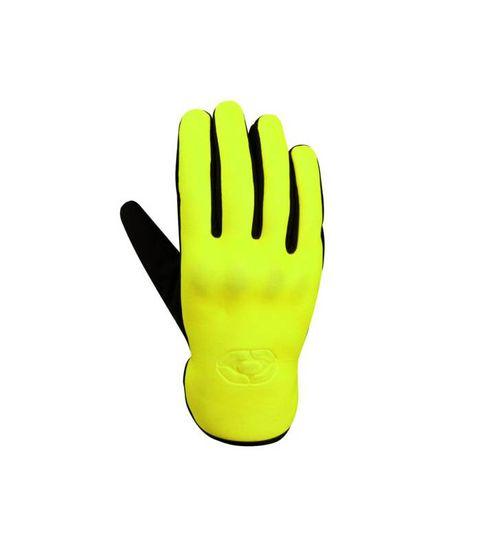 NOX PREMIUM Rukavice NEO, 4SQUARE - pánské (žluté) S