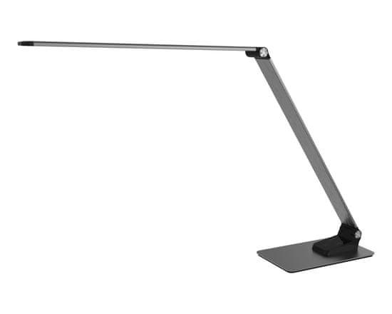 Platinet PDL509 namizna LED svetilka, na dotik, USB polnilec, aluminij