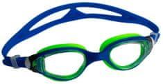 Schildkröt Capri plavalna očala, otroška, modro zelena