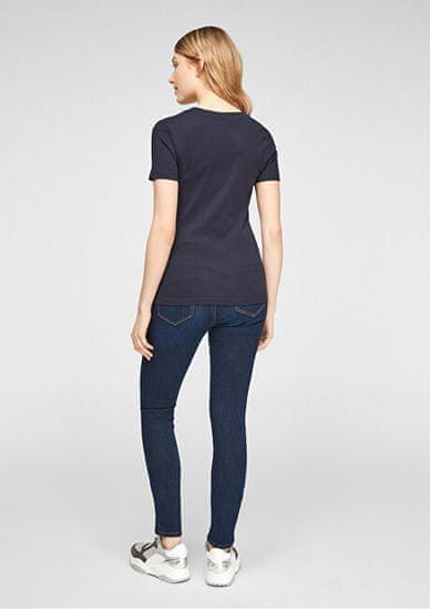 s.Oliver T-shirt damski Slim Fit 120.11.899.12.130.2060851.5959
