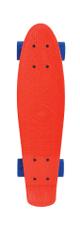 Schildkröt rolka Retro Native, rdeča