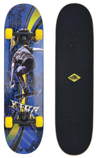 "Schildkröt Skateboard Slider 31"" Cool King"
