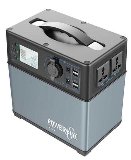 PowerPlus Záložný zdroj POWERplus Wallaby 36Ah 400Wh