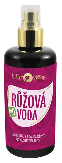 Purity Vision Bio Růžová voda