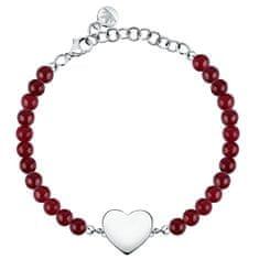 Morellato Jeklena srčna zapestnica Valentina SATQ06