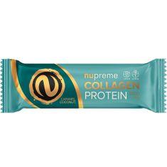 Nupreme Proteinová tyčinka s kolagenem kokos/karamel 50g