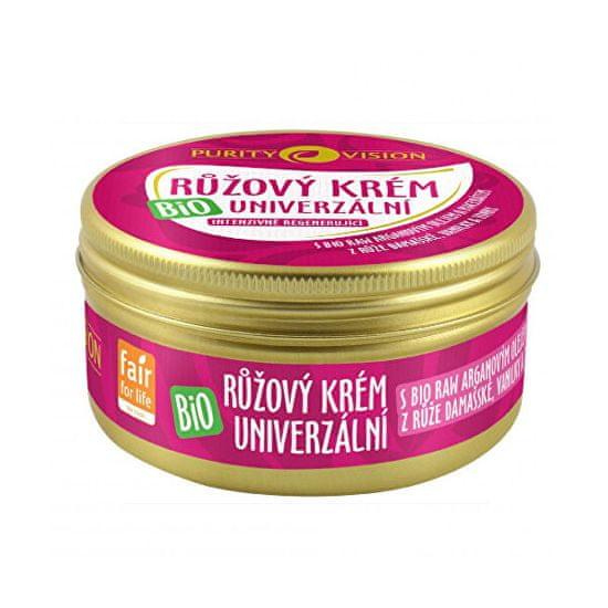 Purity Vision Organska roza krema univerzalna 70 ml
