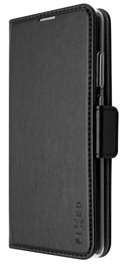 FIXED Pouzdro typu kniha Opus New Edition pro Honor 10X Lite FIXOP2-633-BK, černé