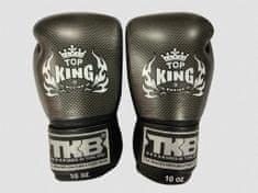 Top King Boxerské rukavice TOP KING Empower Creativity - černé