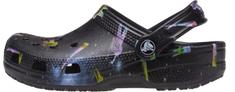 Crocs Classic Out of this World 206818-001 otroški natikači, 37/38, črni