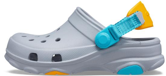 Crocs 207011-007 Classic All-Terrain Clog K dekliški natikači