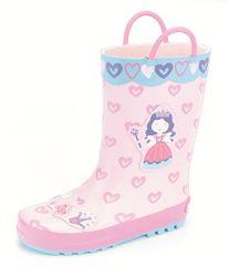 Wink BD11417 čizme za djevojčice, ružičaste, 21
