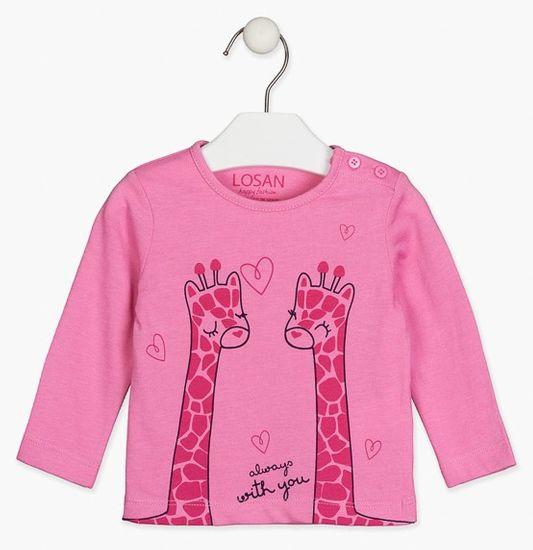 Losan dívčí tričko 118-1301AL