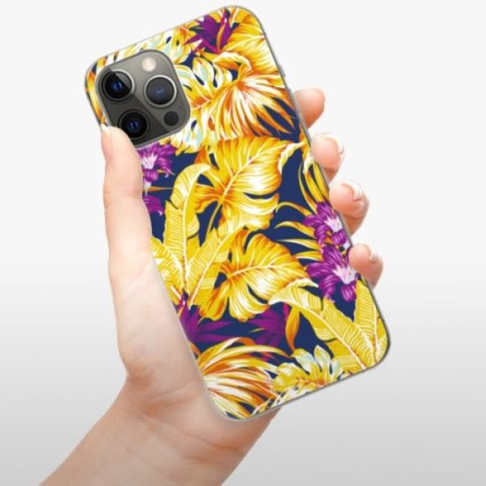 iSaprio Tropical Orange 04 szilikon tok Apple iPhone 12 Pro Max