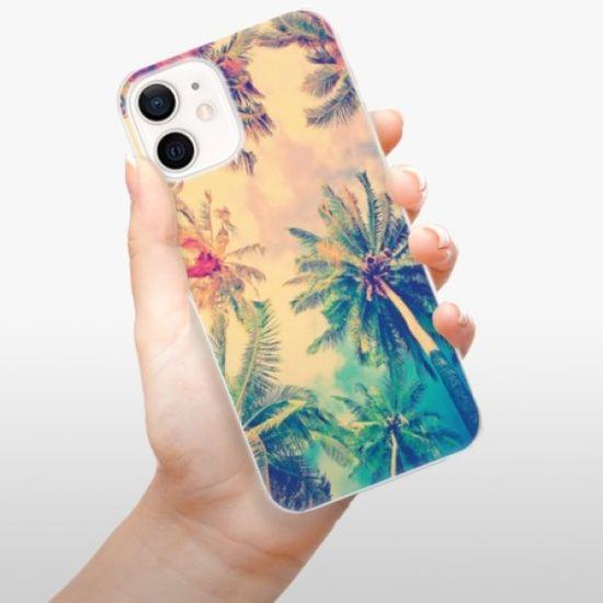 iSaprio Silikonowe etui - Palm Beach na Apple iPhone 12