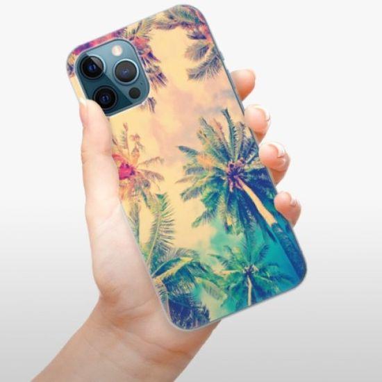 iSaprio Silikonowe etui - Palm Beach na Apple iPhone 12 Pro Max