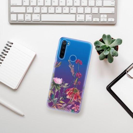 iSaprio Silikonowe etui - Herbs 02 na Xiaomi Redmi Note 8T