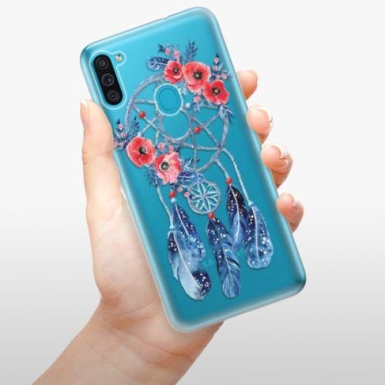 iSaprio Silikonowe etui - Dreamcatcher 02 na Samsung Galaxy M11