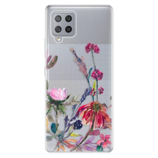 iSaprio Silikonowe etui - Herbs 02 na Samsung Galaxy A42