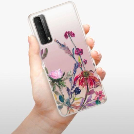 iSaprio Silikonowe etui - Herbs 02 na Huawei P Smart 2021