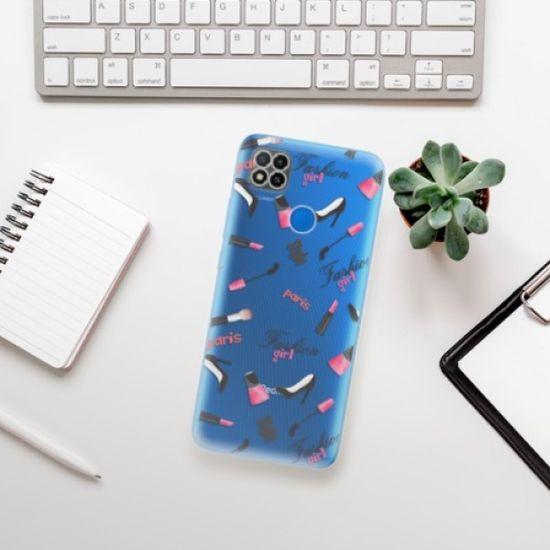 iSaprio Silikonowe etui - Fashion pattern 01 na Xiaomi Redmi 9C