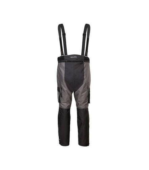 NOX PREMIUM Enduro kalhoty DISCOVERY, 4SQUARE - pánské (šedé) M