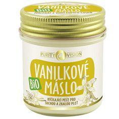 Purity Vision Ekološko vaniljevo maslo 120 ml