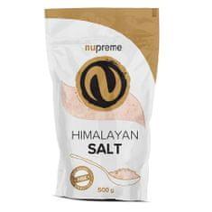 Nupreme Himalájská sůl růžová 500g