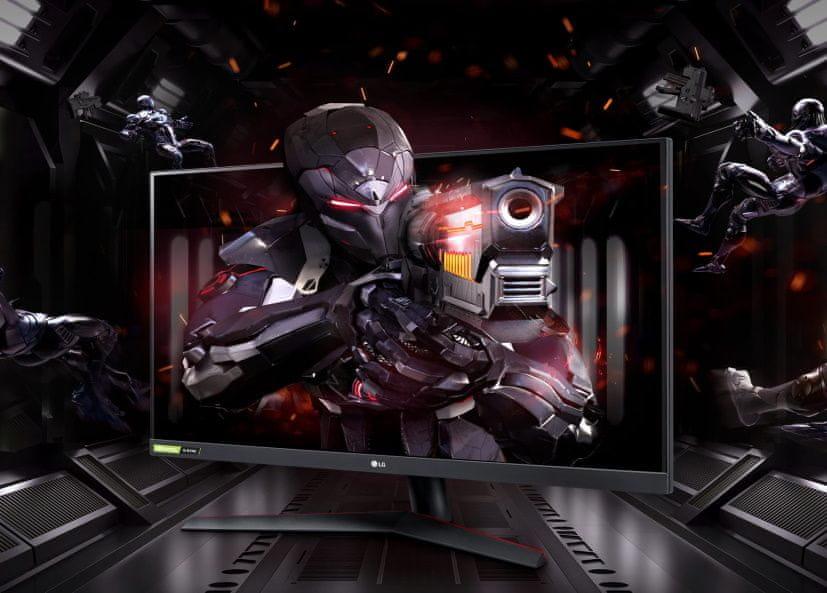 Monitor gamingowy LG 32GN500 - HDR 10