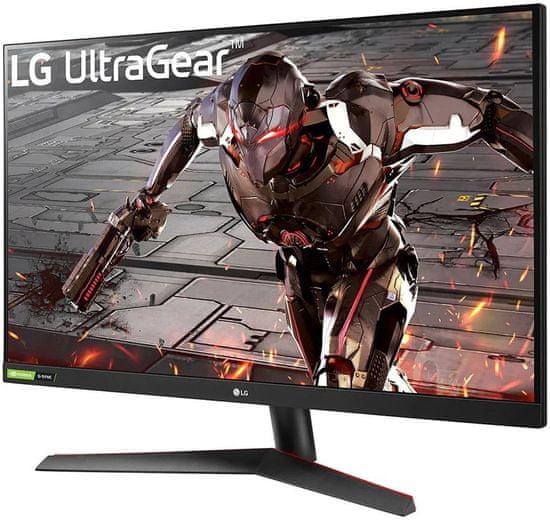 LG monitor do gier UltraGear 32GN500