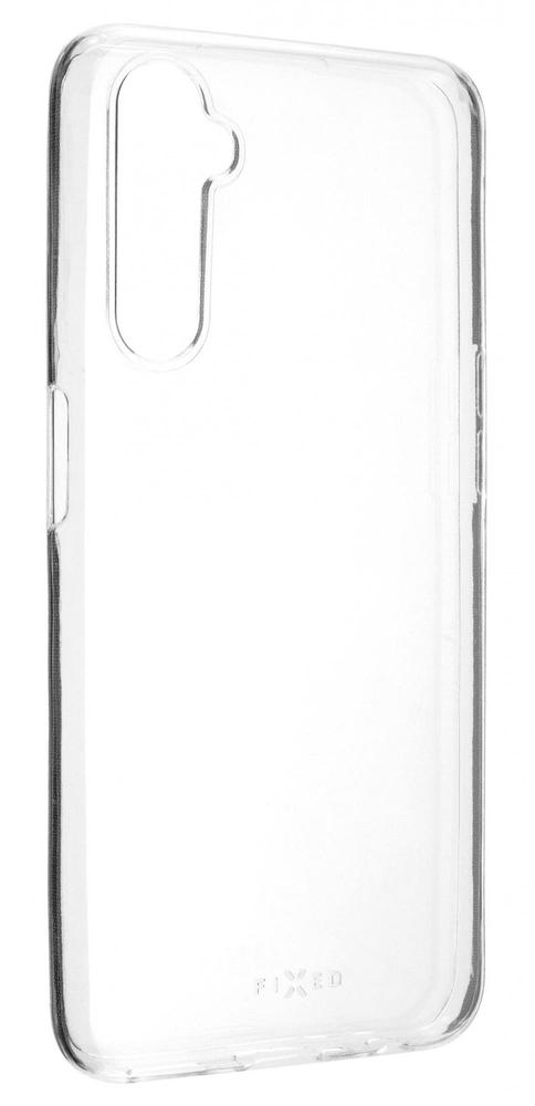 FIXED TPU gelové pouzdro pro Realme 6 FIXTCC-529, čiré