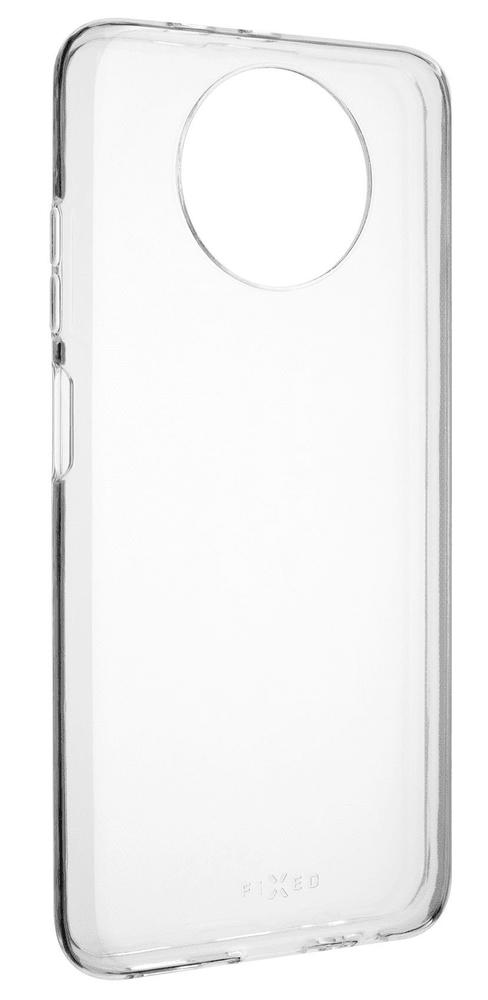 FIXED TPU gelové pouzdro pro Xiaomi Redmi Note 9 5G/9T FIXTCC-655, čiré