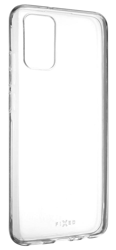 FIXED TPU gelové pouzdro pro Samsung Galaxy A02s FIXTCC-657, čiré