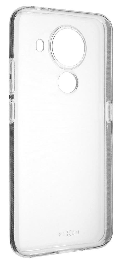FIXED TPU gelové pouzdro pro Nokia 5.4 FIXTCC-662, čiré