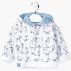 Losan chlapecká bunda 11V-6013AL 53 - 56 bílá