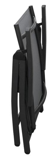 Doppler Active 4+1, zahradní set, antracit, 5 ks