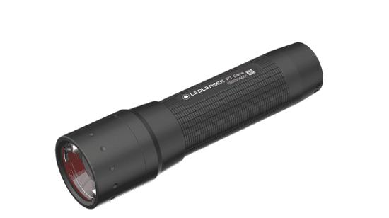 LEDLENSER P7 Core svetilka, ročna, baterijska, črna
