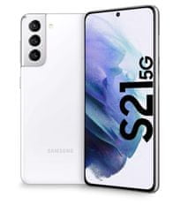 Samsung Galaxy S21 5G, 8GB/128GB, White