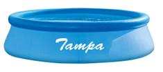 Intex Tampa, bazen, brez filtracije, 2,44 x 0,76 m