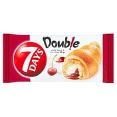 7 days Bake Rolls 7days croissant double třešeň vanilka 60g